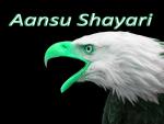 Aansu Shayari – Dard Bhari Shayari Urdu Hindi